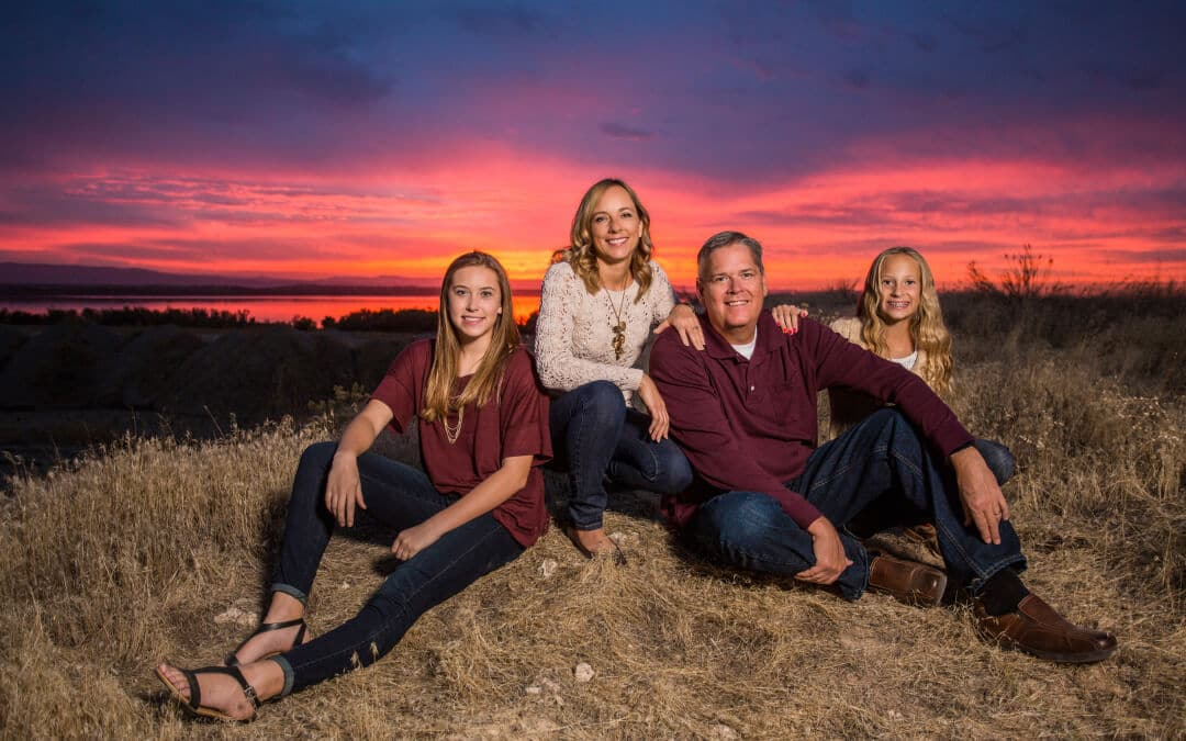 Family Portrait Time – 10 Available Sessions