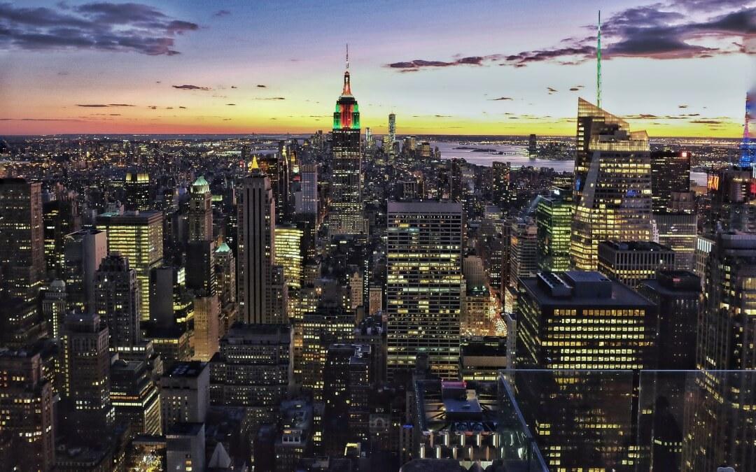 Destination Manhattan New York