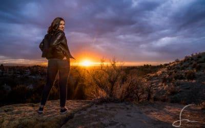 Angela Frank – Senior Class of 2018 Meridian ID